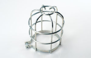 precision wire formed component